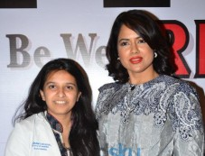 Sameera Reddy supports Anti Anemia Drive Campaign Photos
