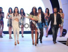 Unveiling Of Miss India 2014 Crown Photos
