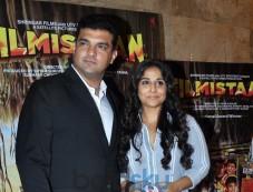 Celebs at Filmistaan Special Screening Photos