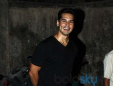 Dino Morea spotted at Bandra Photos