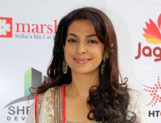 Juhi Chawla at Dadasaheb Phalke Awards Photos