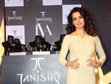 Kangana Ranaut stuns during Tanishq Launch Photos