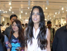 Lisa Haydon launches Mark & Spencer Store Photos
