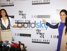 Sushmita Sen and Rouble Nagi at I AM Foundation launch Photos