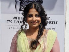 Vidya Balan at Bobby Jasoos Trailor Launch Photos