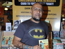 Vishal Dadlani launches Pratima Kapur Book Photos