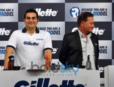 Arbaaz Khan at Gillette Campaign Photos