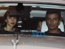 Celebs snapped during Karishma Kapoor Birthday Party Photos