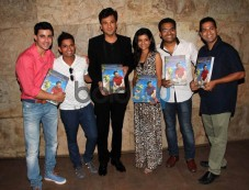 Celebs at Special Screening of Chef at Lightbox Photos