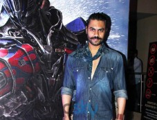 Celebs at Special Screening of Transformers 4 at Juhu Photos