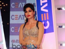 Chitrangada Singh at CEAT Cricket Ratings Awards 2014 Photos