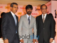 Dhanush at Idea Filmfare 2013 Press Conference Photos