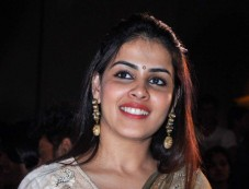 Genelia D'Souza at Lai Bhari Music Launch Photos