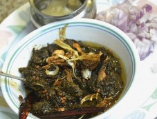 Hot & Spicy Gongura Pachadi Recipe Photos