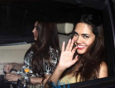 Humshakals starcast snapped at Tamanah Bhatia House Photos