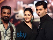 Madhuri Dixit stuns at Jalak Dikhlaja New Season Photos