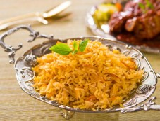 Mashkoul Rice With Onions Recipe For Ramzan Photos