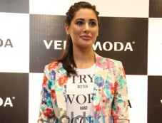 Nargis Fakhri stuns at High Street Fashion Store Launch Photos
