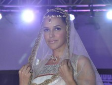 Neha Dhupia stuns at Indian Wedding Couture Show Photos