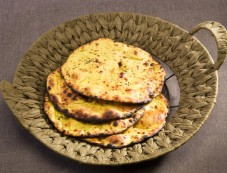 Oats Vegetable Roti Recipe Photos