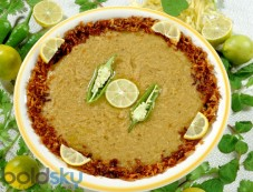 Ramzan Special Mutton Haleem Recipe Photos