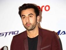 Ranbir Kapoor at Hero Motocorp meet Event Photos