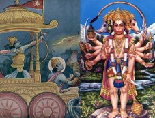 Role Of Lord Hanuman In Mahabharata Photos