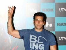 Salman Khan during launch Jumme Ki Raat song of Kick Photos