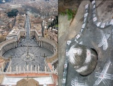 Shocking Connection Between The Vatican & Shiva Linga Photos