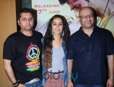 Shraddha Kapoor stuns at Ek Villain Song Recording Photos