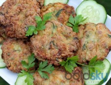 Spicy Dhaniya Vada Recipe Photos