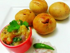 Sumptuous Litti Chokha Recipe Photos