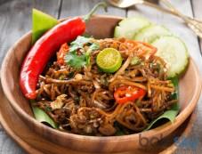 Yummy Schezwan Chicken Noodles Recipe Photos