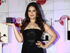 Zarine Khan Launches New Line Of Electronics Photos