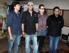 Akshay Kumar Song Recording for his next film Entertainment Photos