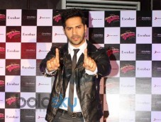 Varun Dhawan stuns during Film Promotion Photos