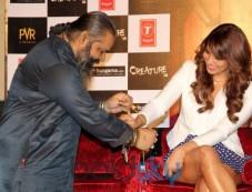 Bipasha Basu during Press Meet of Film Creature Photos