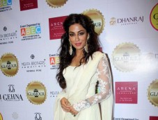 Chitrangada Singh stuns at Glamour North Mumbai 2014 Photos