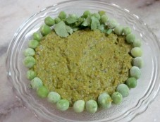 Green Peas Chutney Recipe Photos