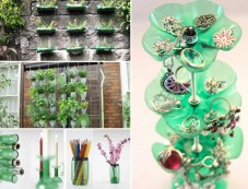 Home Decor Tips Using Plastic Bottles Photos