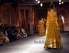 ICW 2014 Anju Modi Show Photos