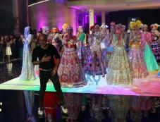 ICW 2014 Manish Arora Show Photos