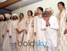 ICW 2014 Rohit Bal Preview Photos