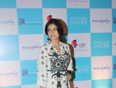 Kajol at Make a Wish Foundations Jewellers Photos