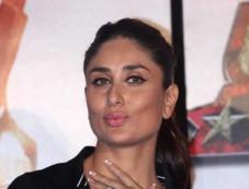 Kareena Kapoor stuns at Singham Returns Trailor Launch Photos