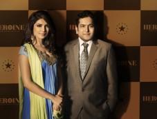 Priyanka Chopra stuns in new HEROINE Brand Dress Photos