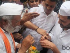 Riteish Deshmukh at Ashadi Ekadashi Function Photos