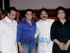 Salman Khan at Baba Siddiqui's Iftaar Party Photos
