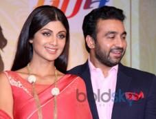 Shilpa Shetty Kundra and Raj Kundra Photos