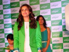 Parineeti Promotes Touch The Pickle Movement Photos